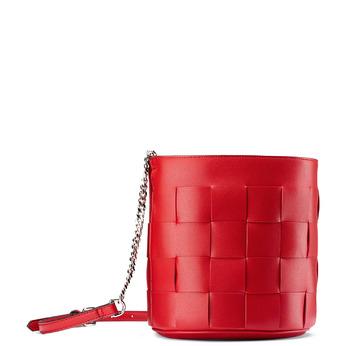 Bag bata, Rouge, 961-5233 - 13