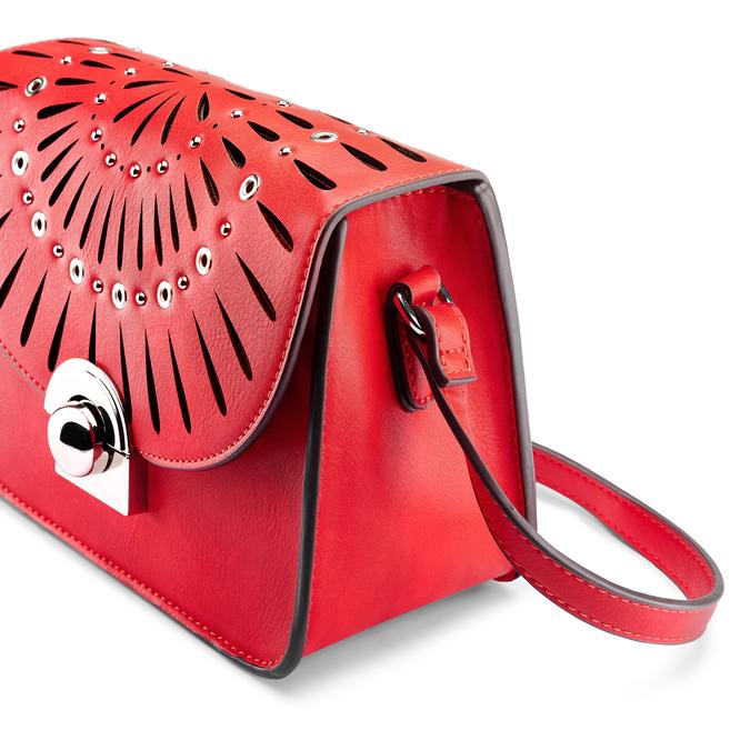 Bag bata, Rouge, 961-5219 - 15