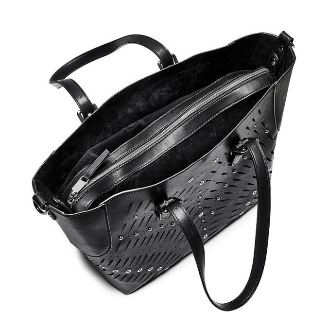 Bag bata, Noir, 961-6220 - 16