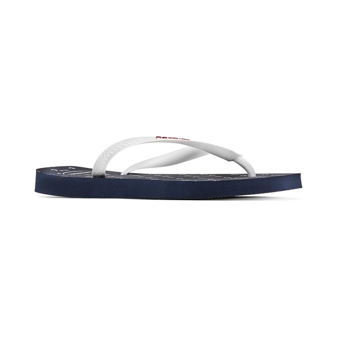 Men's shoes havaianas, Blanc, 872-1271 - 13