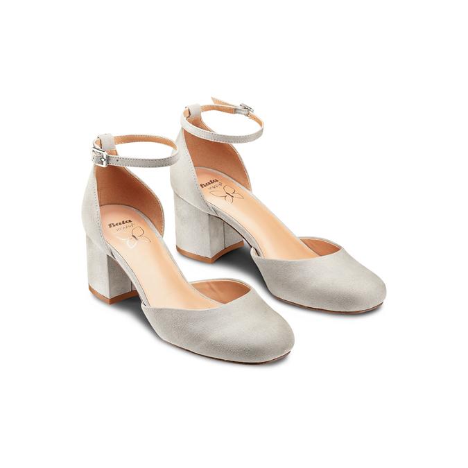 Women's shoes insolia, Gris, 729-2208 - 16
