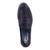 Men's shoes bata, Bleu, 853-9129 - 17