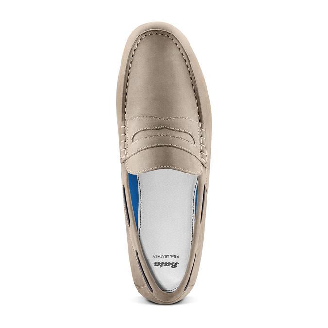 Men's shoes bata, Gris, 856-2150 - 17