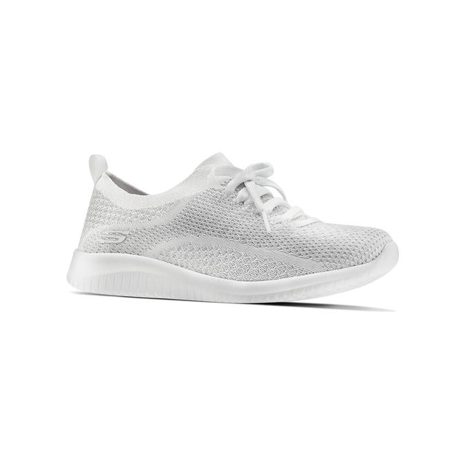 Women's shoes, Blanc, 509-1992 - 13