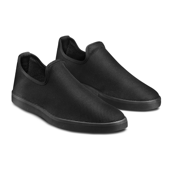 Men's shoes bata-rl, Noir, 839-6144 - 16