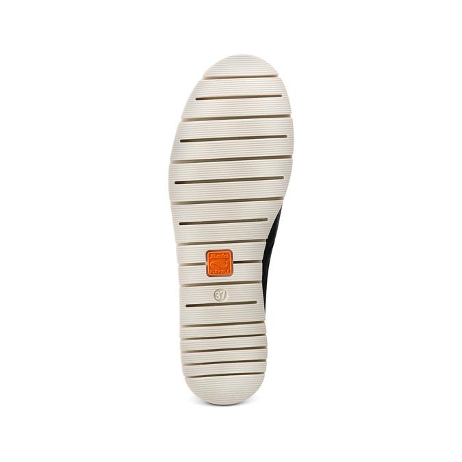 Women's shoes flexible, Noir, 514-6148 - 19