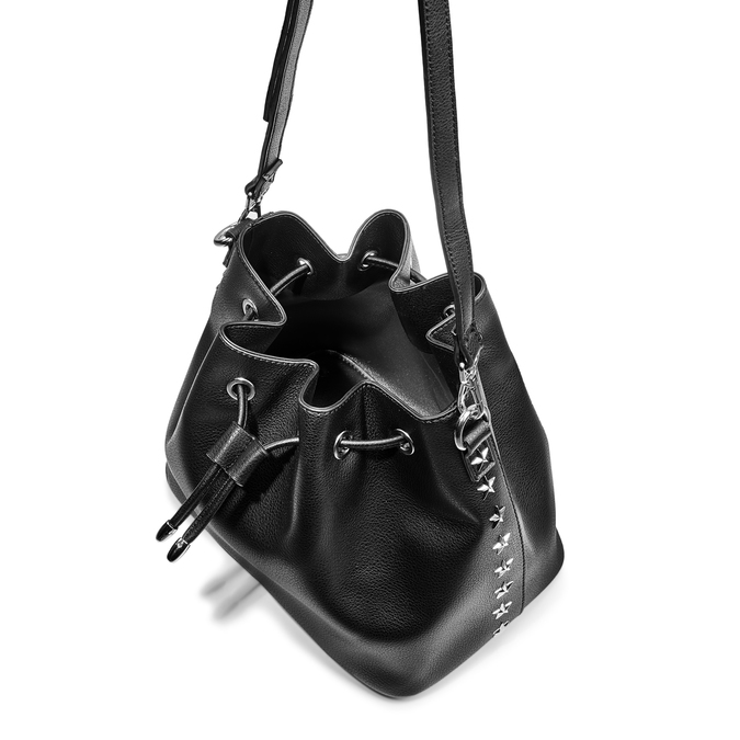 Bag bata, Noir, 961-6258 - 17