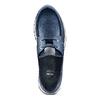 Men's shoes bata, Bleu, 844-9399 - 17
