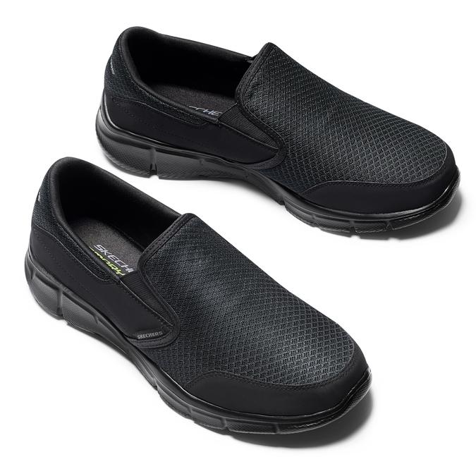 Men's shoes, Noir, 809-6147 - 26
