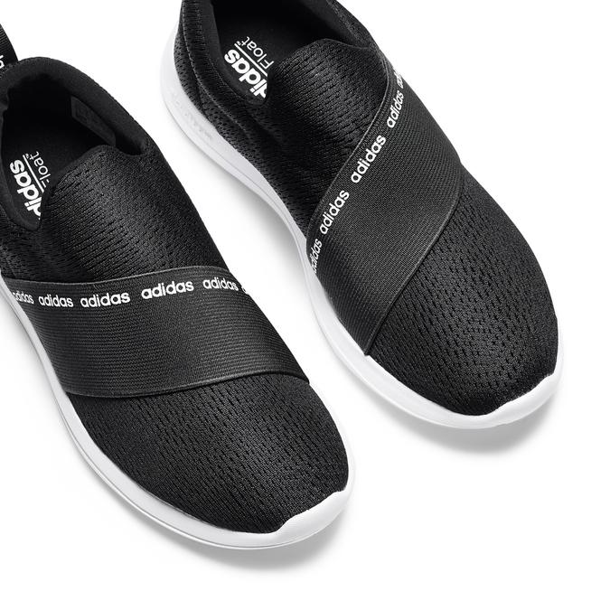 Women's shoes adidas, Noir, 509-6565 - 26