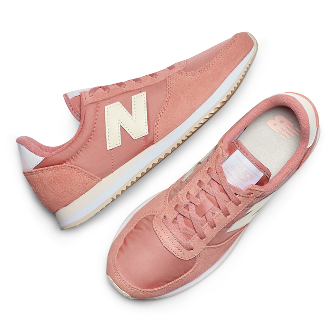 Women's shoes new-balance, Rouge, 509-5871 - 26