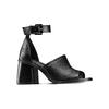 Women's shoes bata, Noir, 724-6298 - 13