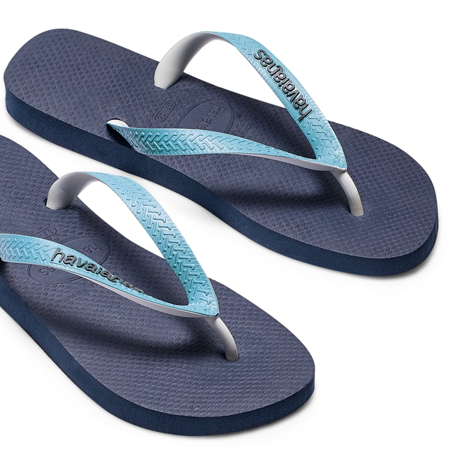 Men's shoes havaianas, Bleu, 872-9270 - 26