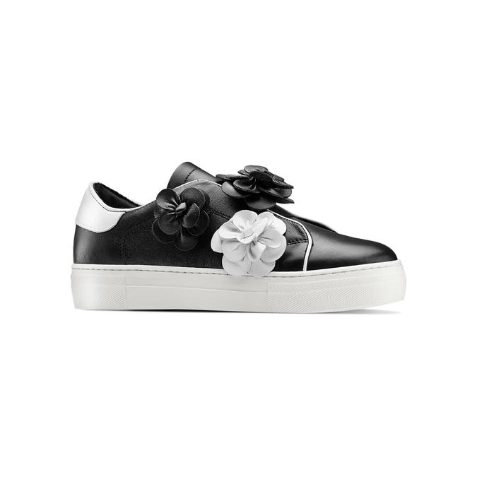Women's shoes bata, Noir, 544-6374 - 13