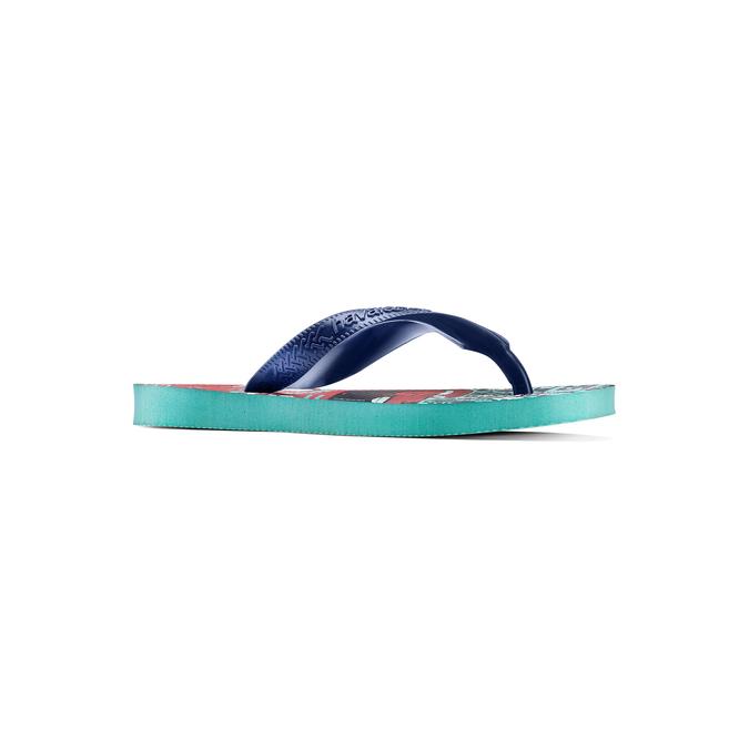 Childrens shoes havaianas, Bleu, 372-9228 - 13