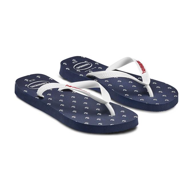 Men's shoes havaianas, Blanc, 872-1271 - 16