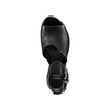 Women's shoes bata, Noir, 724-6298 - 17