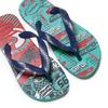 Childrens shoes havaianas, Bleu, 372-9228 - 26