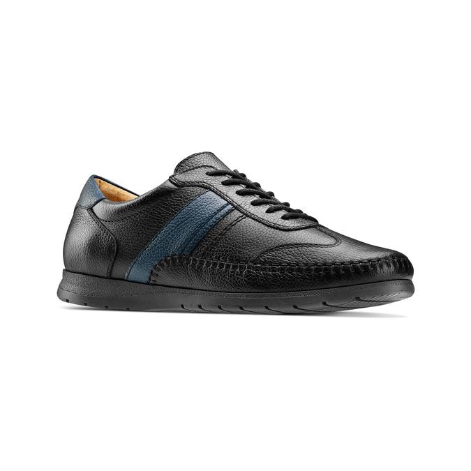 Men's shoes, Noir, 854-6115 - 13