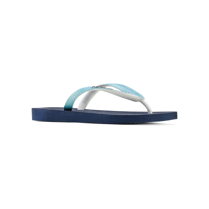 Men's shoes havaianas, Bleu, 872-9270 - 13