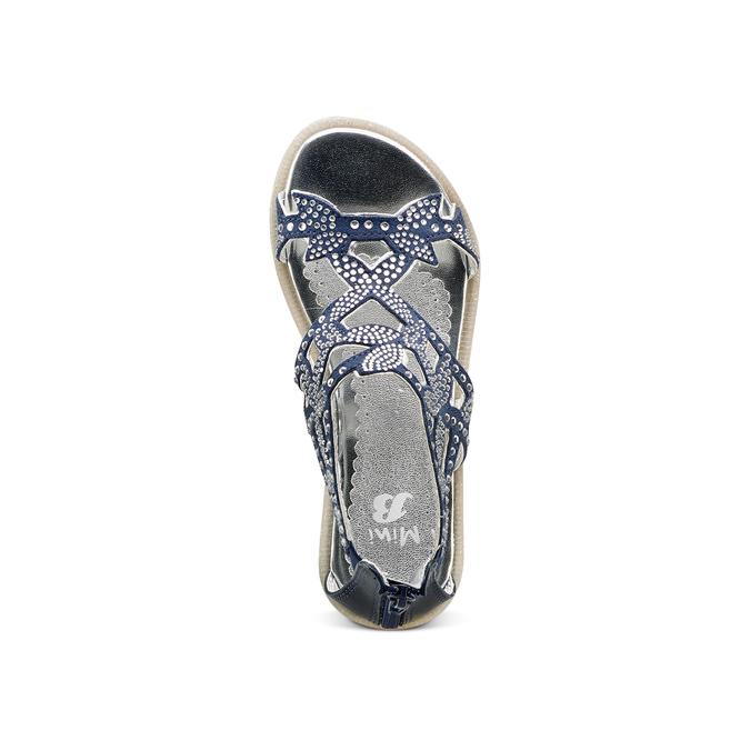 Childrens shoes mini-b, Bleu, 363-9247 - 17