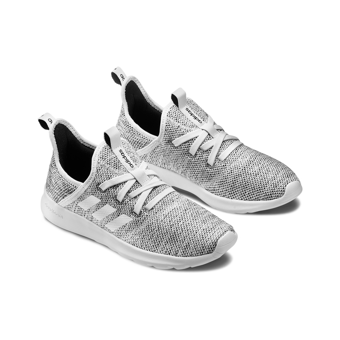 Women's shoes adidas, Gris, 509-2569 - 16