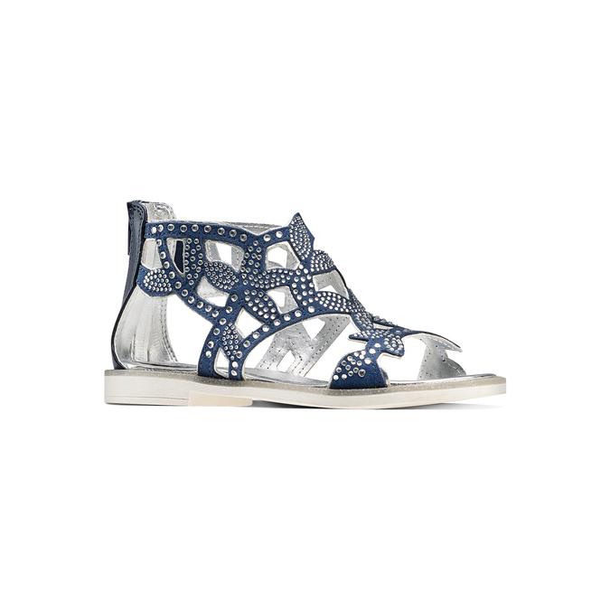 Childrens shoes mini-b, Bleu, 363-9247 - 13