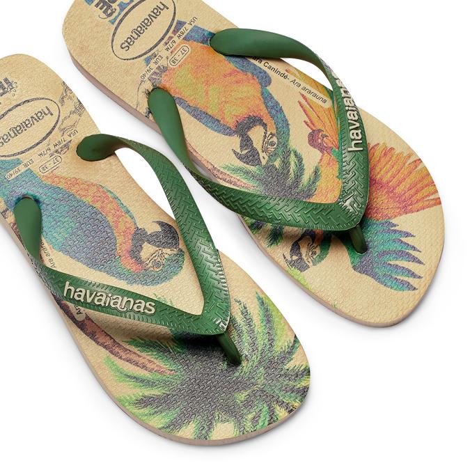 Women's shoes havaianas, Vert, 572-7456 - 26