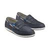 Men's shoes bata, Bleu, 856-9150 - 16
