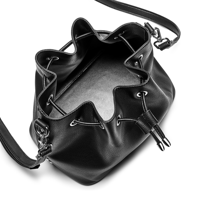 Bag bata, Noir, 961-6258 - 16