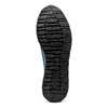 Men's shoes bata, Bleu, 844-9399 - 19