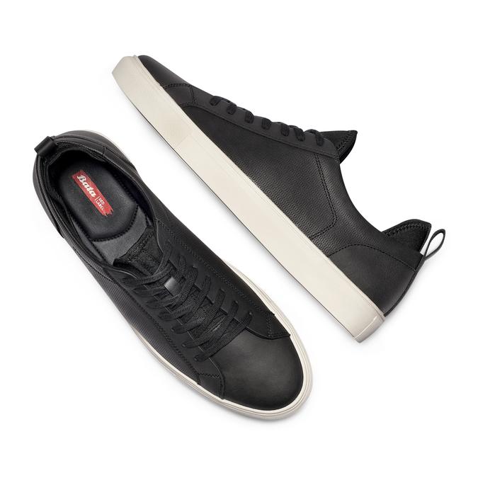Men's shoes bata-rl, Noir, 841-6374 - 26