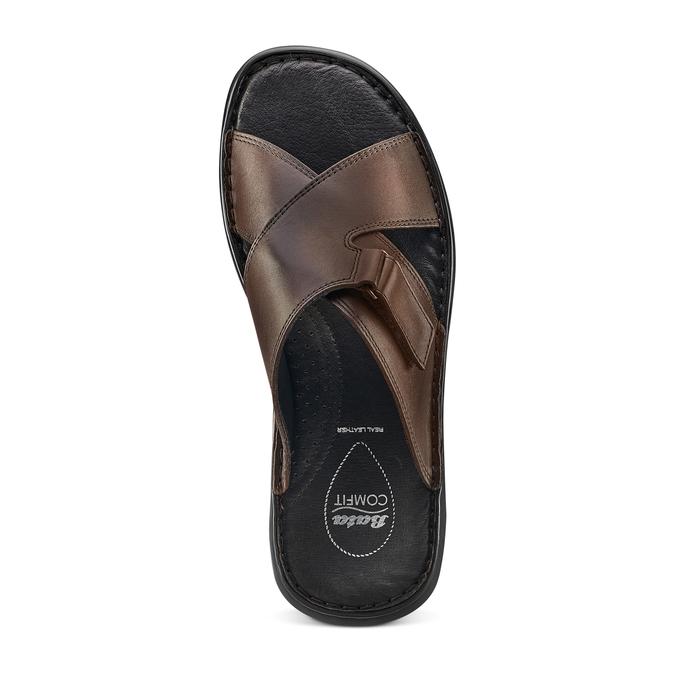 Men's shoes, Brun, 874-4265 - 17