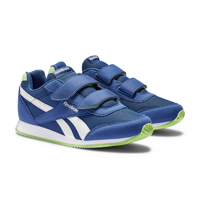 Childrens shoes reebok, Bleu, 309-9170 - 26