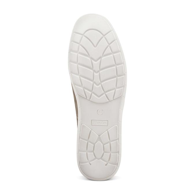 Men's shoes bata, Gris, 856-2150 - 19