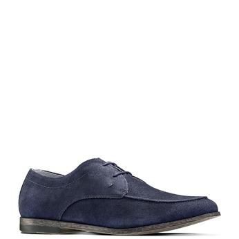 Men's shoes bata, Bleu, 853-9160 - 13