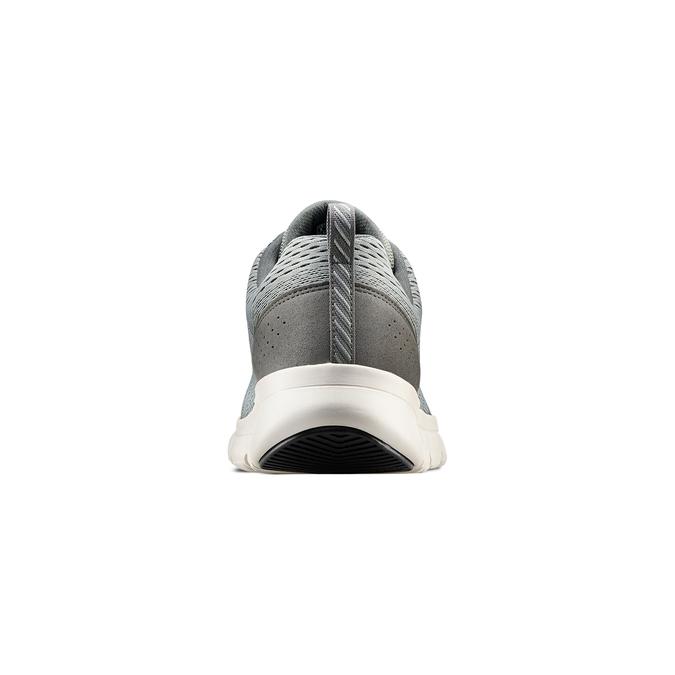 Men's shoes, Gris, 809-2806 - 15