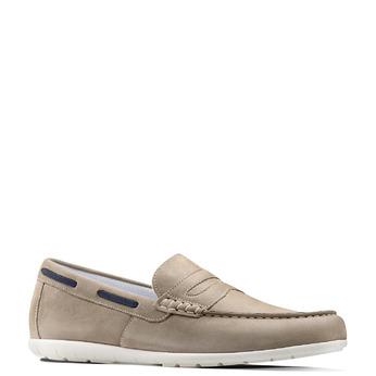 Men's shoes bata, Gris, 856-2150 - 13