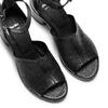 Women's shoes bata, Noir, 724-6298 - 26