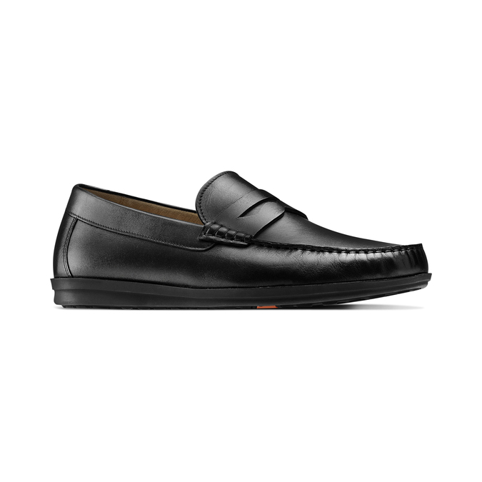 Men's shoes flexible, Noir, 854-6127 - 13