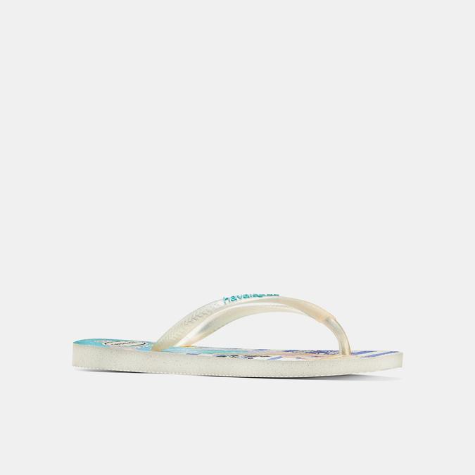 Childrens shoes havaianas, Violet, 372-1229 - 13