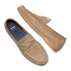 Men's shoes bata, Jaune, 853-8143 - 26