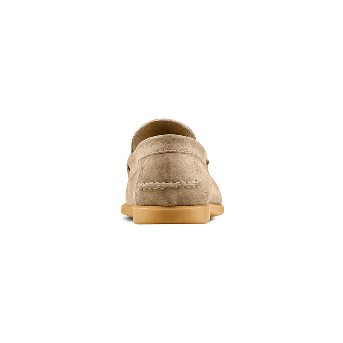 Men's shoes bata, Jaune, 853-8143 - 15