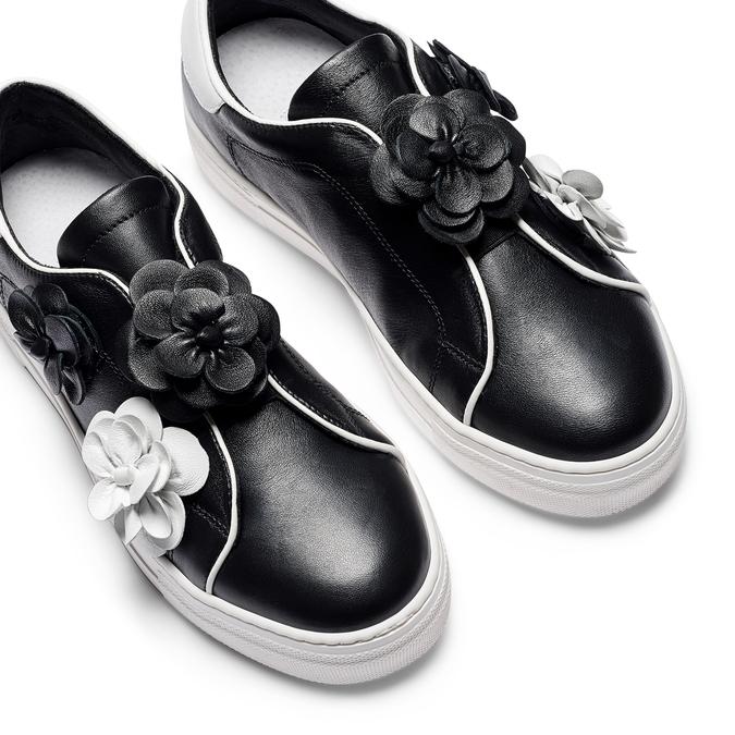 Women's shoes bata, Noir, 544-6374 - 26