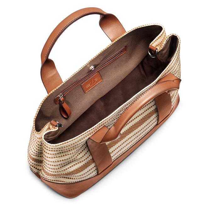 Bag bata, Blanc, 969-1307 - 16