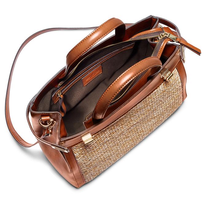 Bag bata, Jaune, 969-8286 - 16