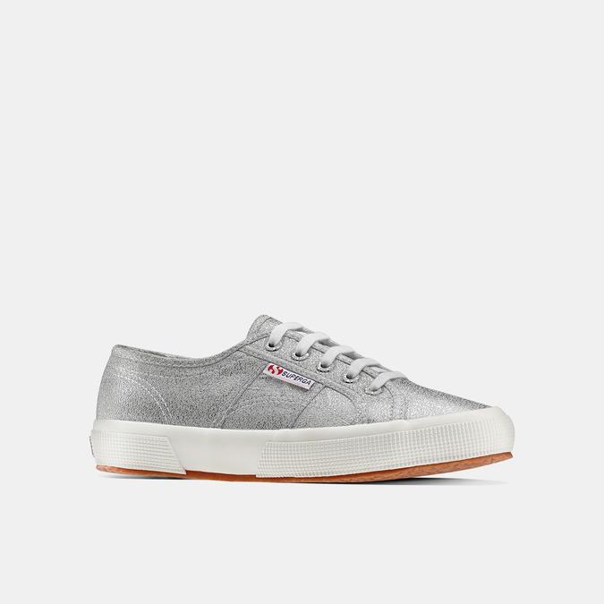 Women's shoes  superga, Argent, 589-3387 - 13