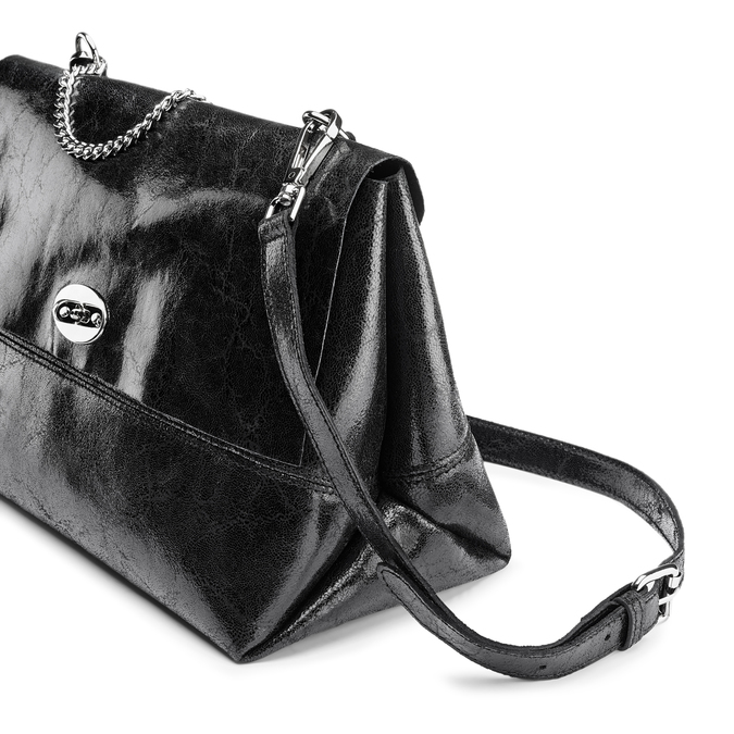 Bag bata, Noir, 964-6356 - 15