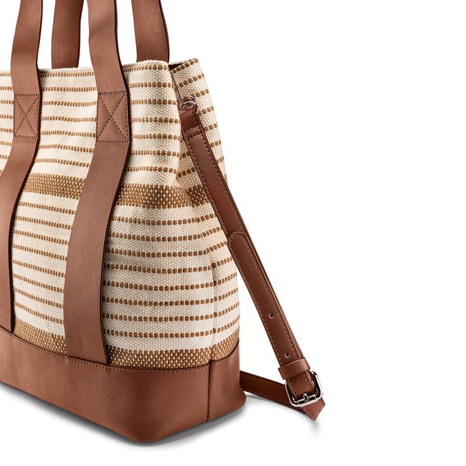 Bag bata, Blanc, 969-1301 - 15