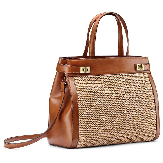 Bag bata, Jaune, 969-8286 - 13